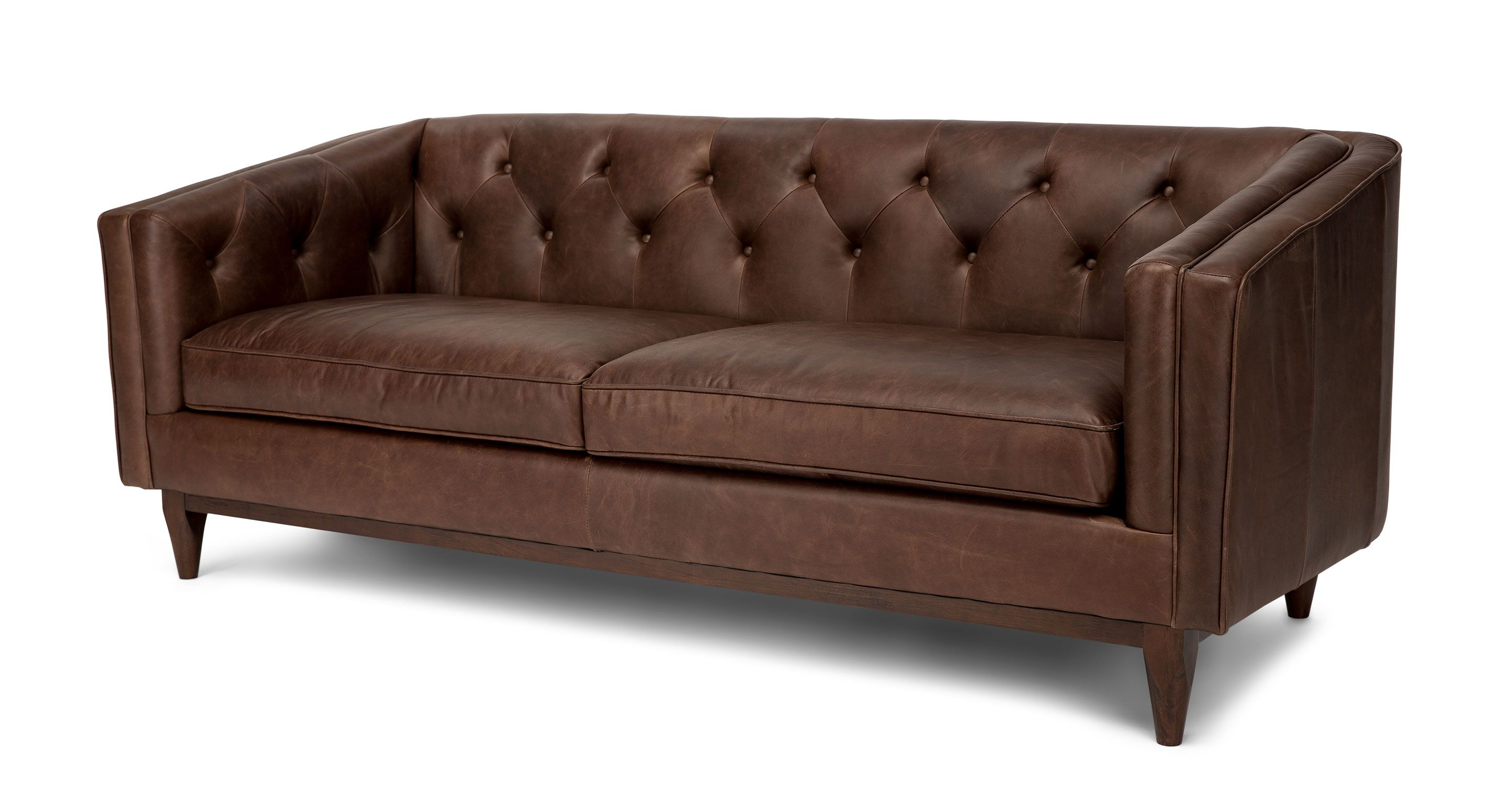 Alcott Charme Chocolat Sofa Sofa Black Leather Sofas Sofa Design