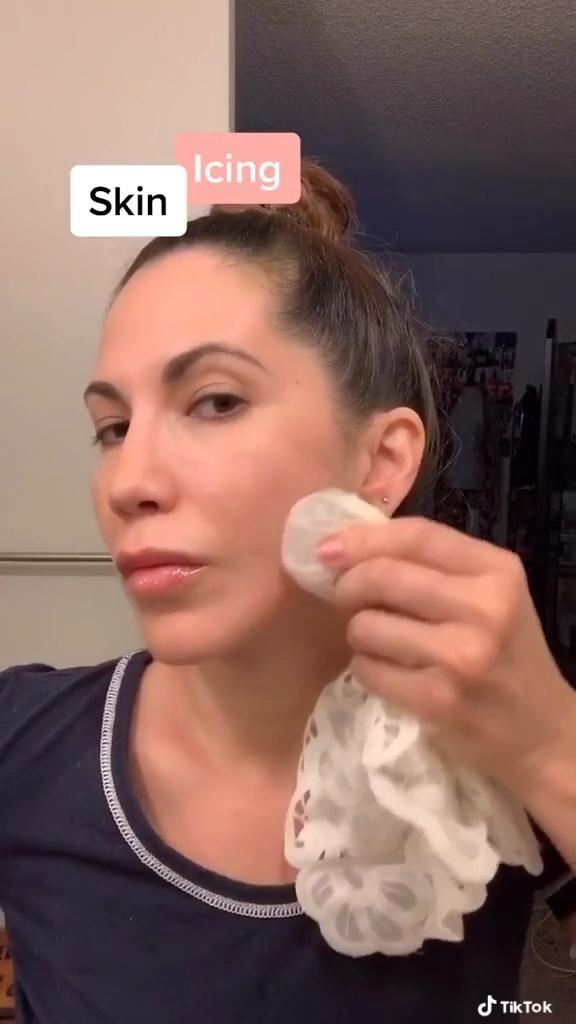 Skin Icing -   beauty Treatments homemade