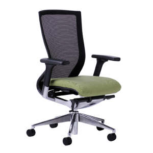 Elevatemesh seating is an excellent choice for your task, management or conference area. It cradles your body with form fitting, suspended mesh. Helps you maintain a healthy ergonomic posture and keeps you comfortable all day.