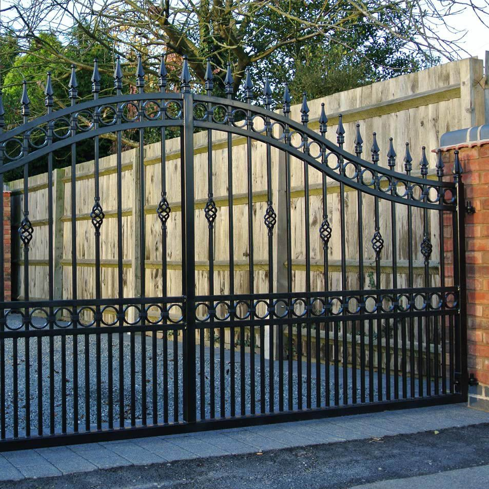 Wrought Iron Driveway Gates Ironcraft Wrought Iron Driveway Gates Iron Gates Driveway Metal Driveway Gates