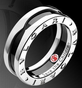 bulgari jewelry selma blair helps save the children with bvlgari ring