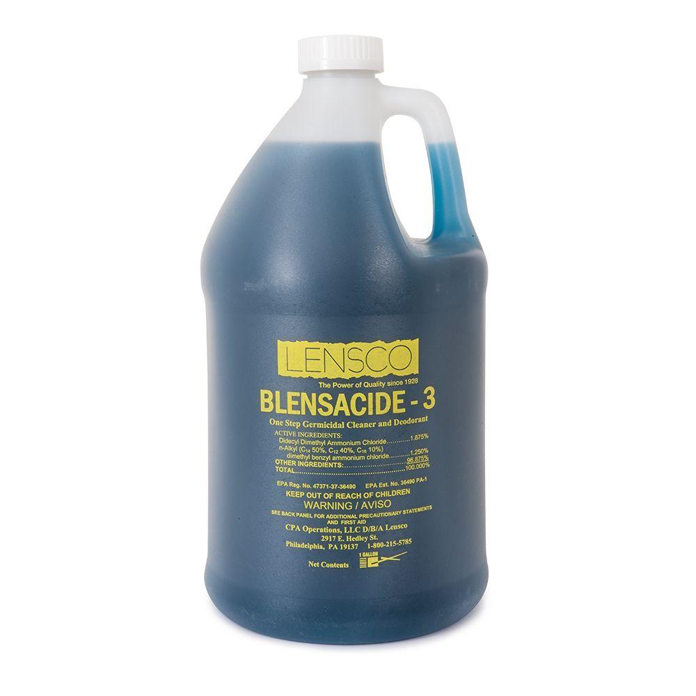 Blensacide Disinfectant & Germicide | Barber Shop Cleaning
