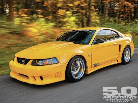 1999 Ford Mustang Gt The Lemonator Ford Mustang Saleen