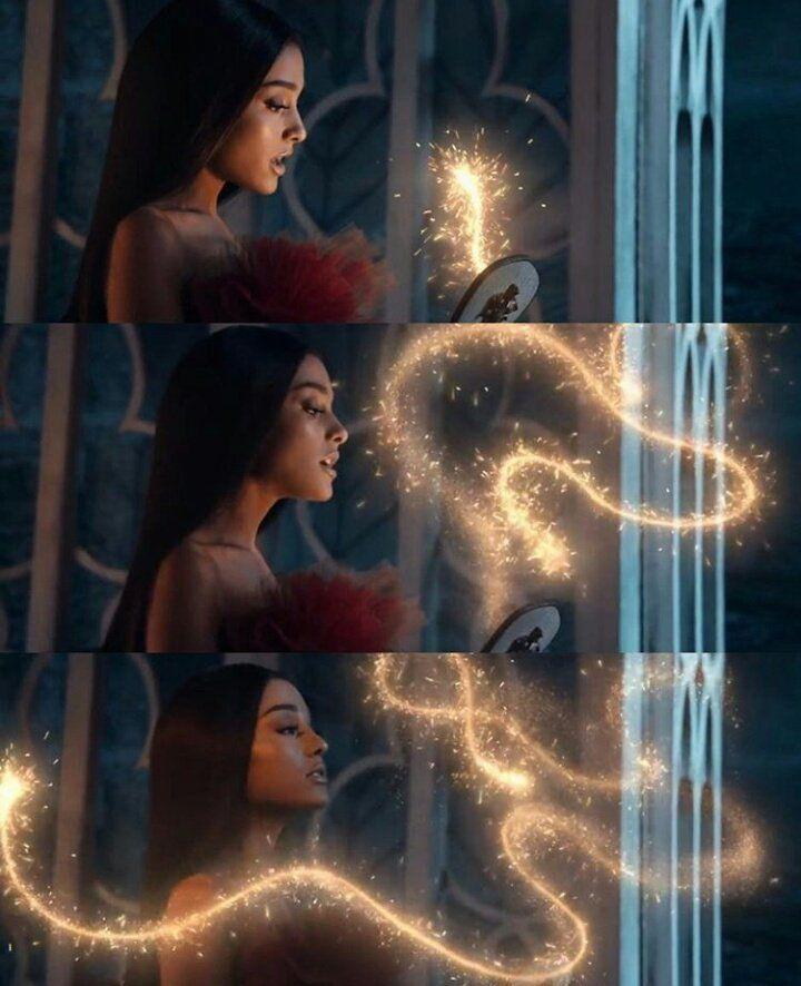 Beauty And The Beast Music Video Ariana Ariana Grande Beauty