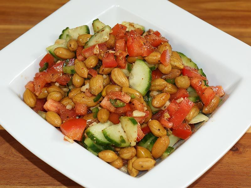 Peanut chaat manjulas kitchen indian vegetarian recipes peanut chaat manjulas kitchen indian vegetarian recipes cooking videos forumfinder Image collections