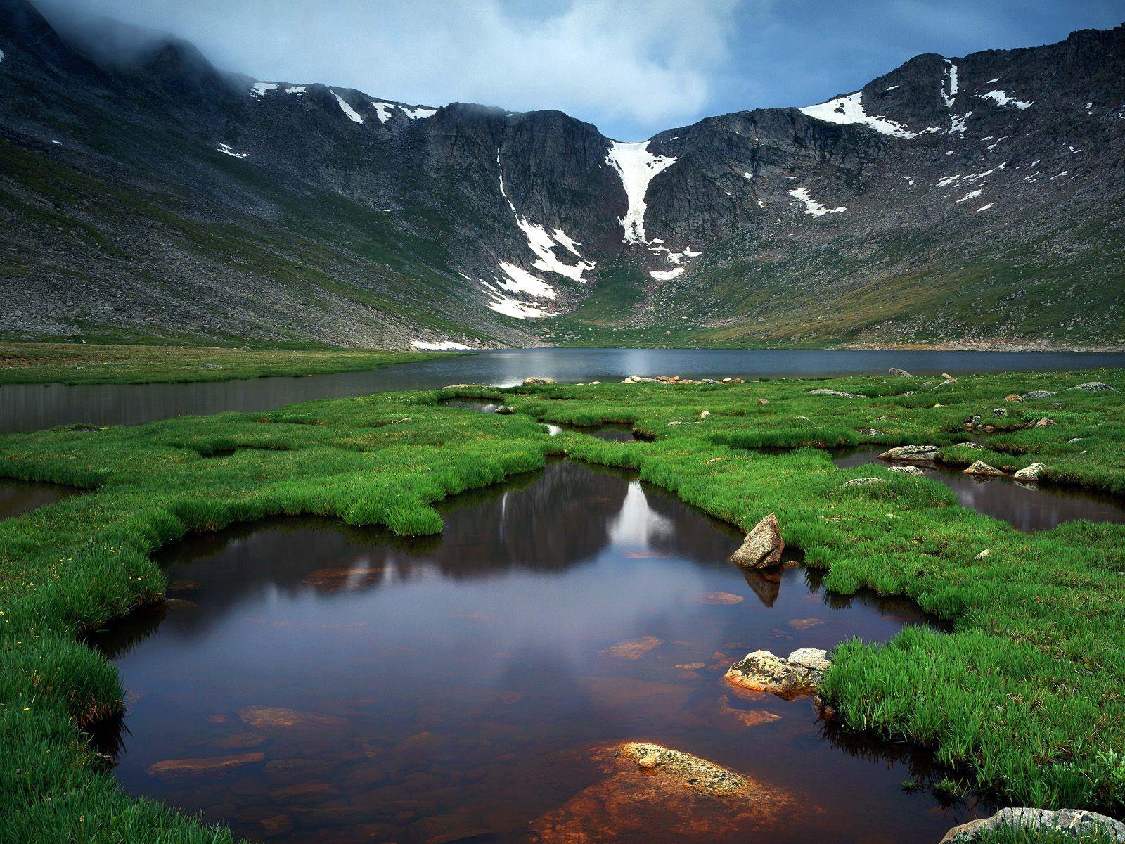 summit lake mt evans co mountain life colorado the rocky