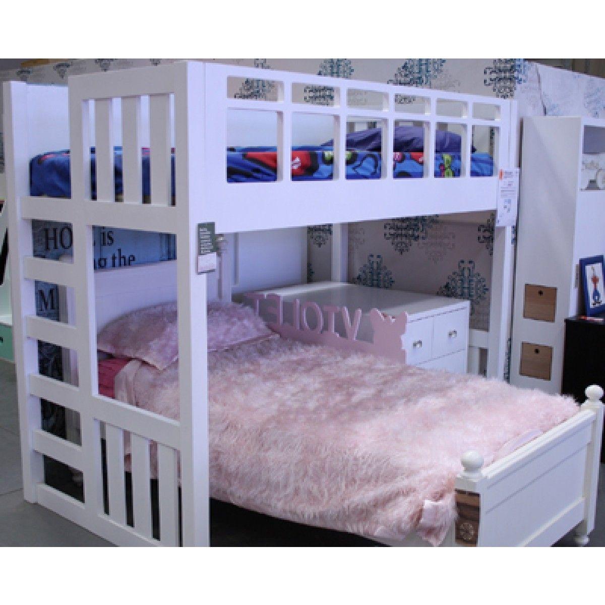 Buy Federation loft kids bed frame Online in Australia