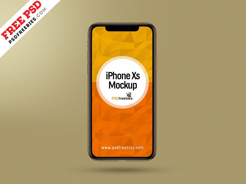Download Apple Iphone Xs Mockup Psd Iphone Mockup Psd Mockup Free Download Mockup Psd