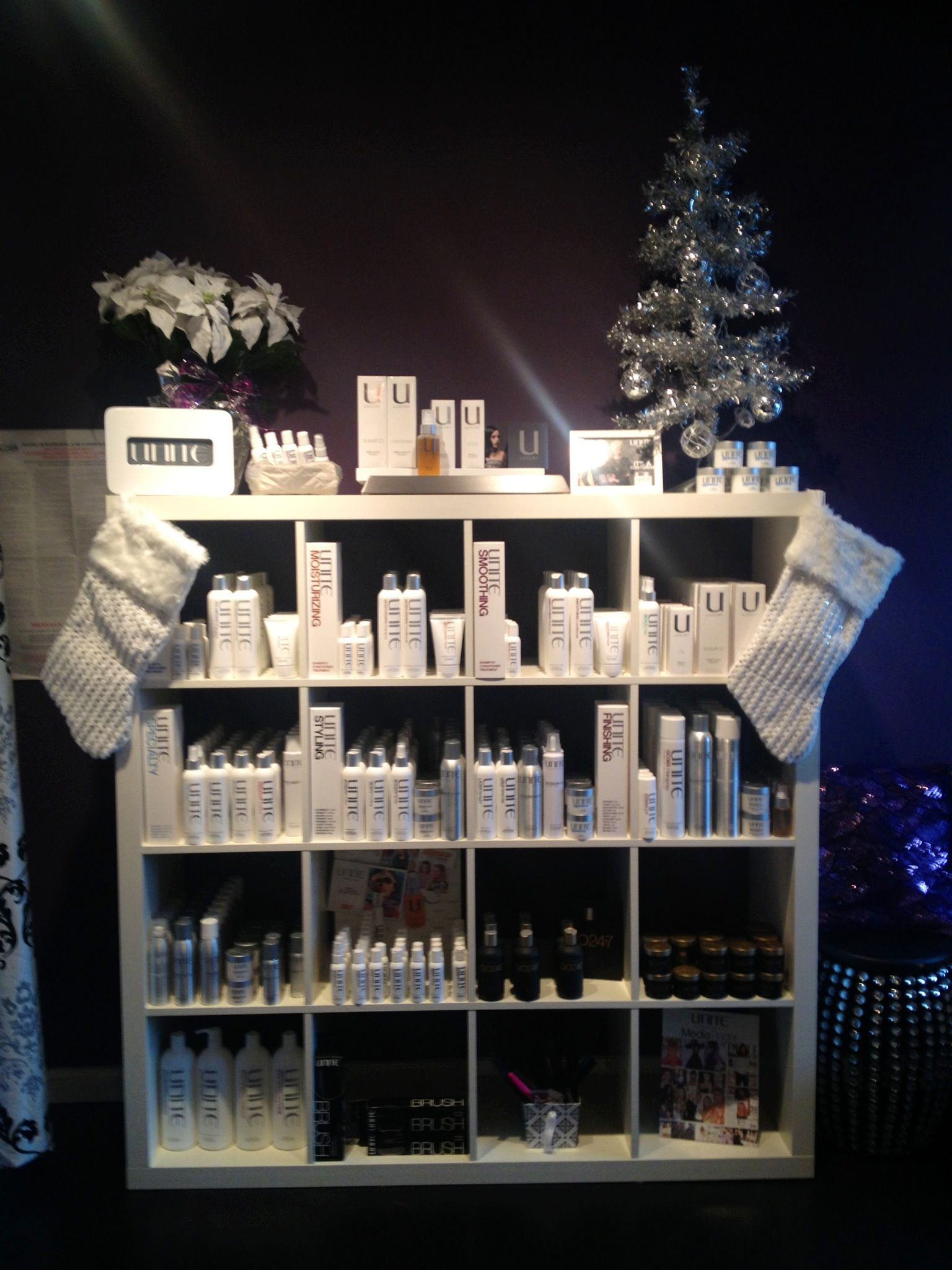 UNITE Hair Care - Professional Salon Systems  Spa holiday