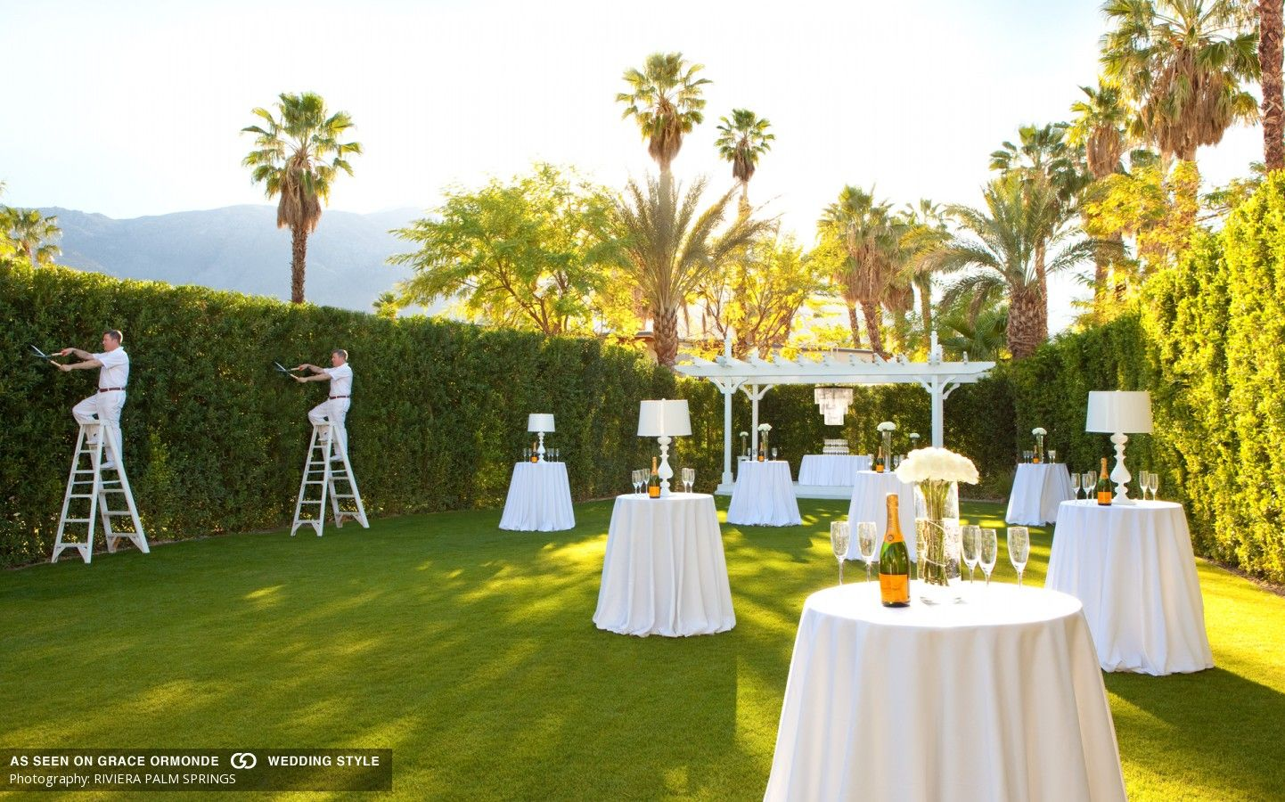 Riviera Palm Springs Wedding Http Www Visitpalmsprings Overview