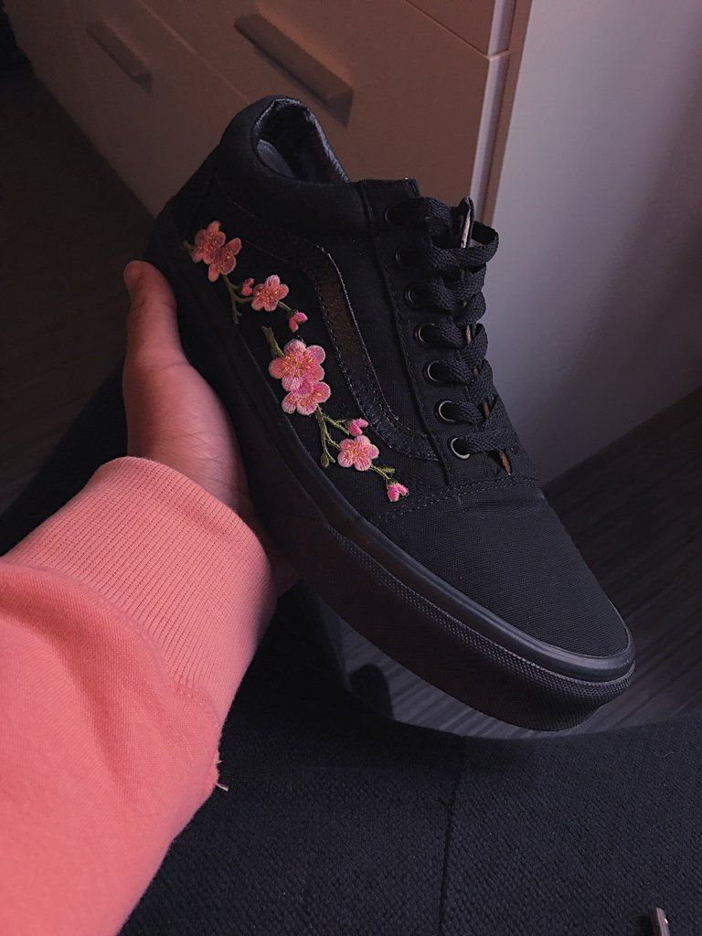 Vans Old Skool (Black Pink) 櫻 Tap link now to find the products you  deserve. We believe hugely that everyone should aspire to look their best. 8bb2d3a55