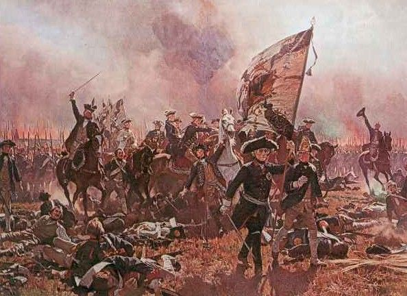 Prussian Army During The Napoleonic Wars Find This Pin And More On 7 Jhriger Krieg