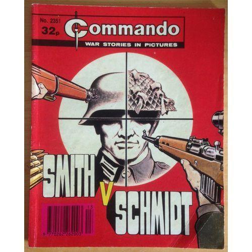 Commando Comic Picture Library #2351 War Action Adventure