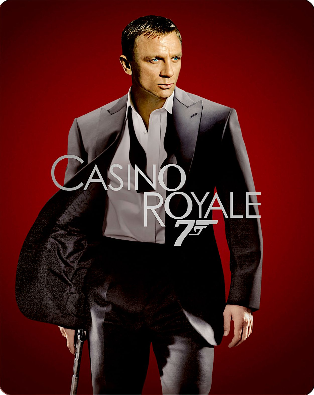 Casino Royale 4k Blu Ray Steelbook Mgm In 2020 Casino Royale