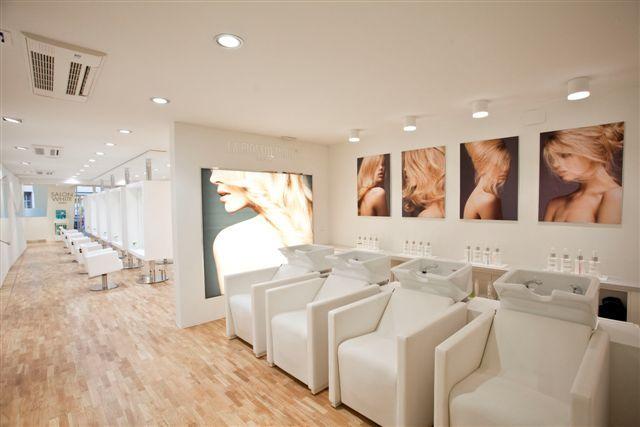 Salón White lavacabezas Peluquería Pinterest Lavacabezas - salones de lujo