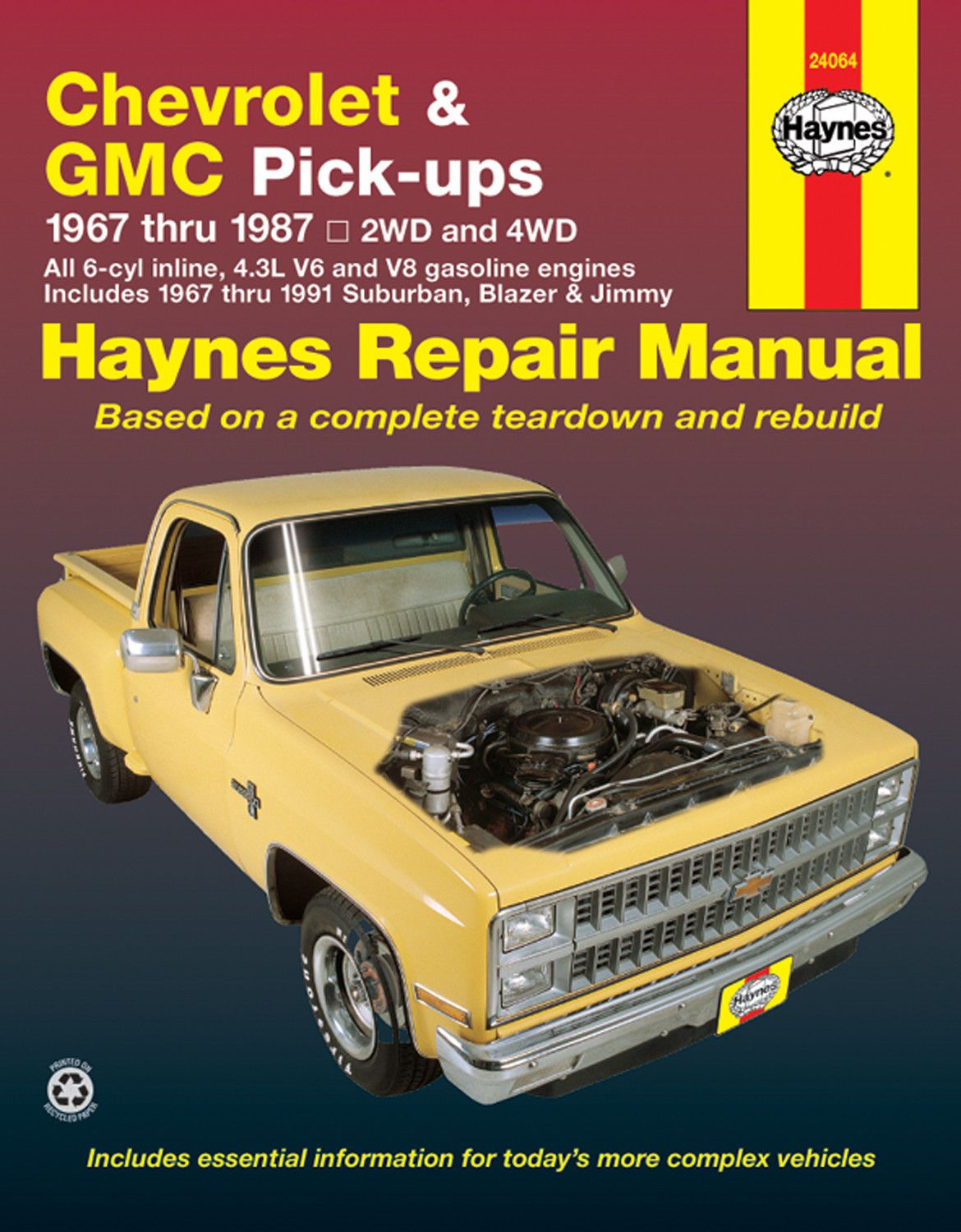 Explore Repair Manuals, Book Outlet, and more!