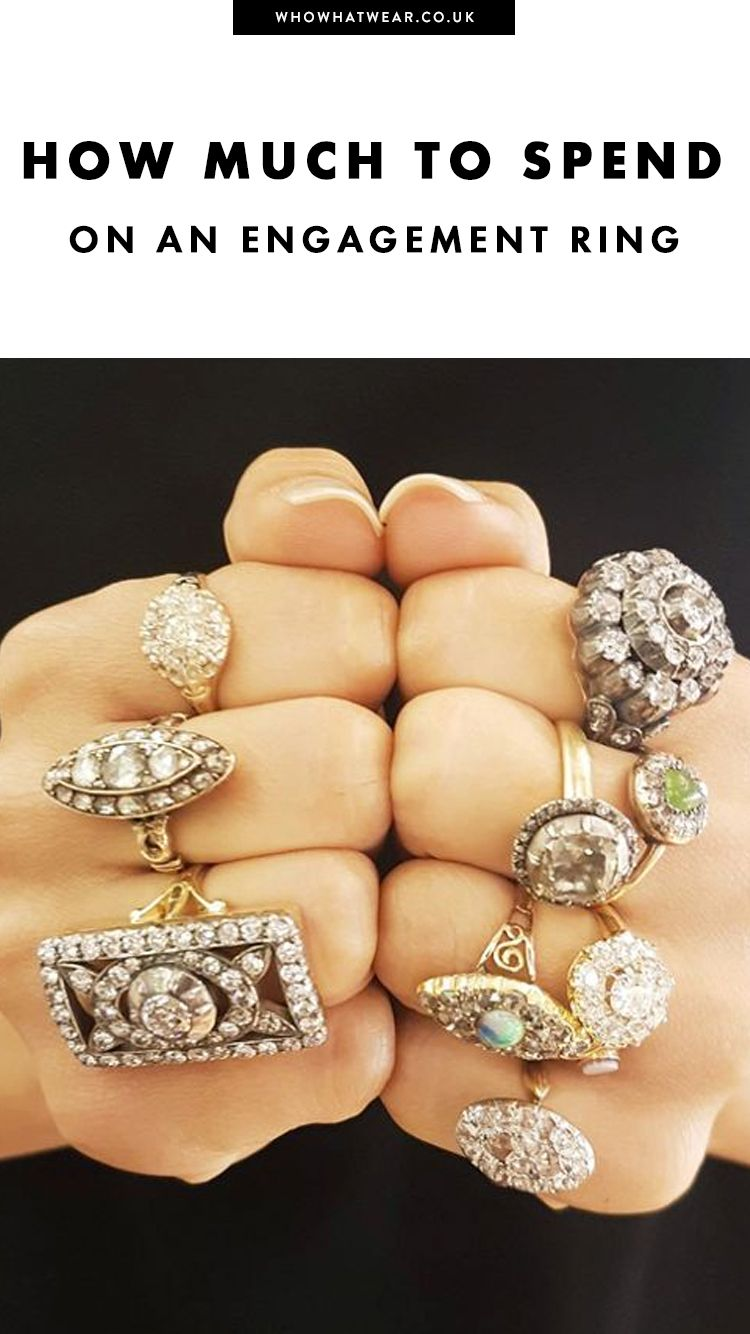 18954aa852a Want to know how much to spend on engagement ringS  Take a look at our  guide for the fail-safe approach.