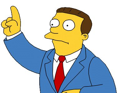 Pin By Steve On The Simpsons Lionel Hutz Lawyer Jokes Lawyer