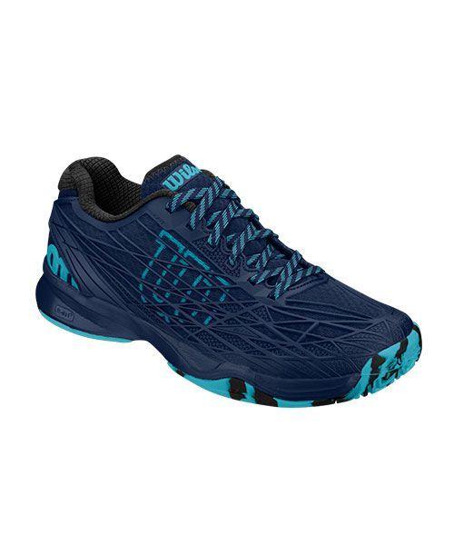 17d1e3f651067 Zapatillas wilson kaos azul marino menta   Tennis