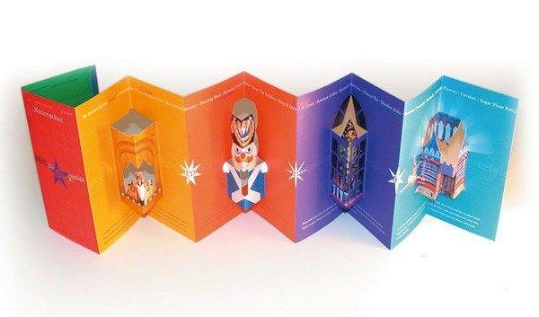 events brochure design | Repertory Season & Nutcracker Brochures ...