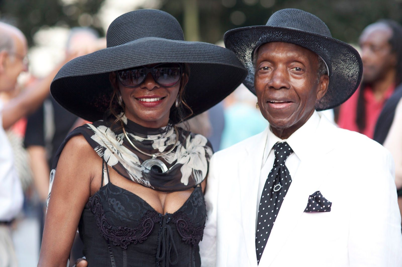 Advanced style of the most stylish senior couples ever style