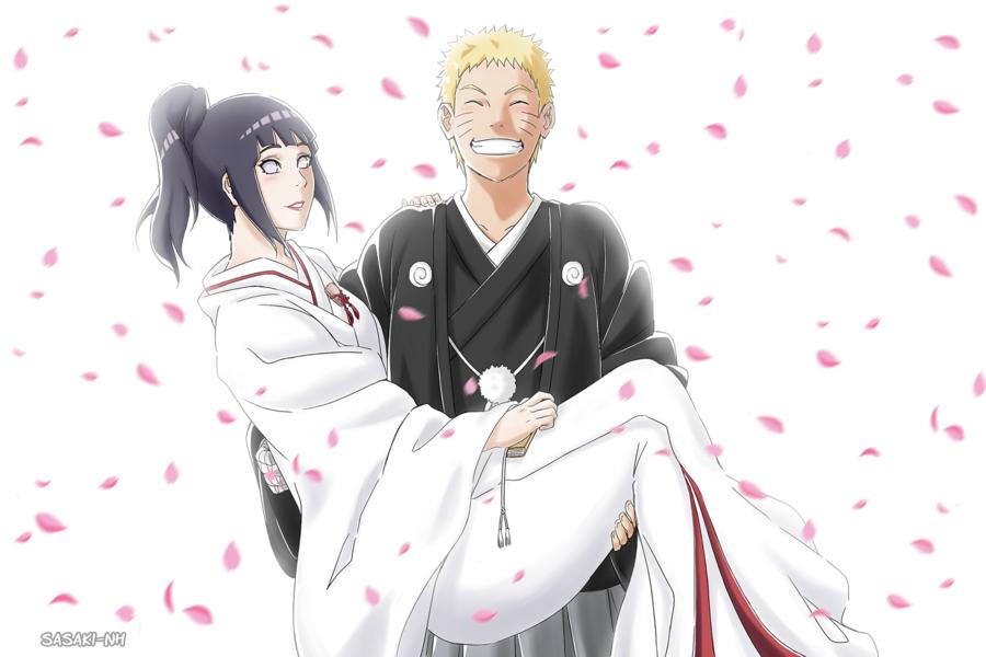 Wedding NaruHina by 912naruhina   Naruto, Anime naruto, Naruhina