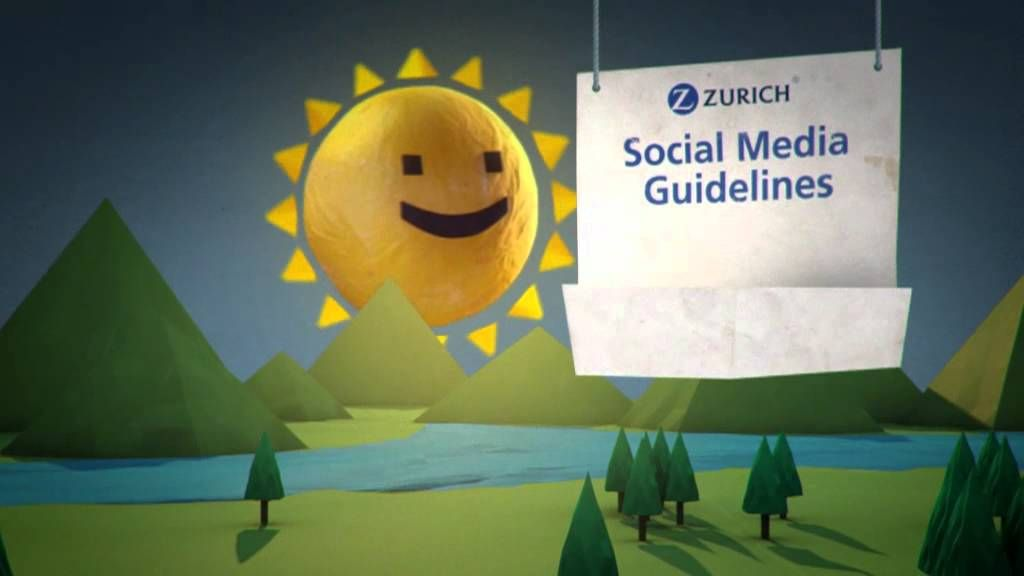 Video Of The Company Zurich About Socialmedia And
