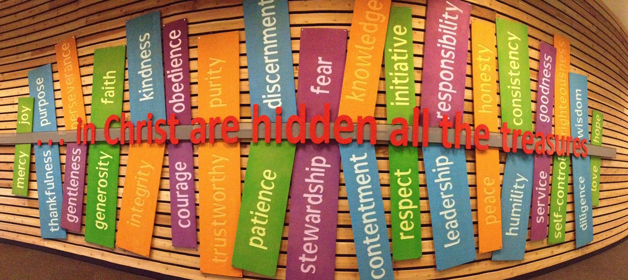 36 Godly Character Traits Watermark S Elementary