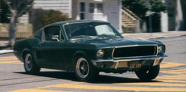 1968 Ford Mustang Gt 2 2 Fastback Bullitt Movie Car Cars Movie 1968 Bullitt Mustang Mustang Bullitt