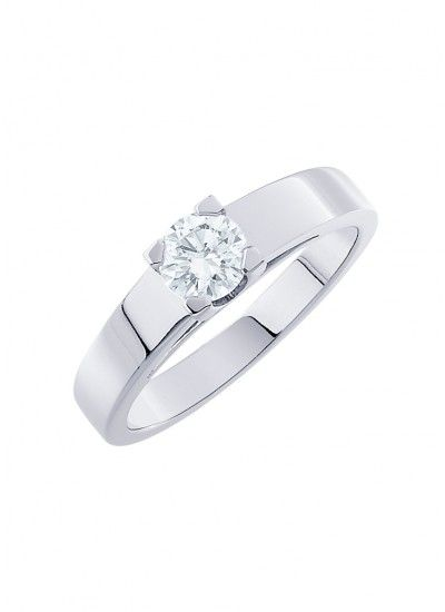 pellegrin bague diamant