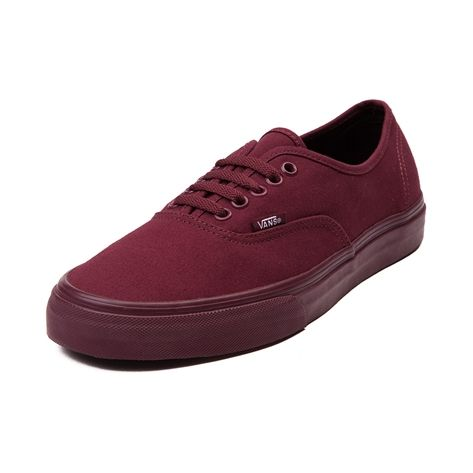Special edition mono Authentic from Vans! Features the classic Vans canvas  upper, rubber sole