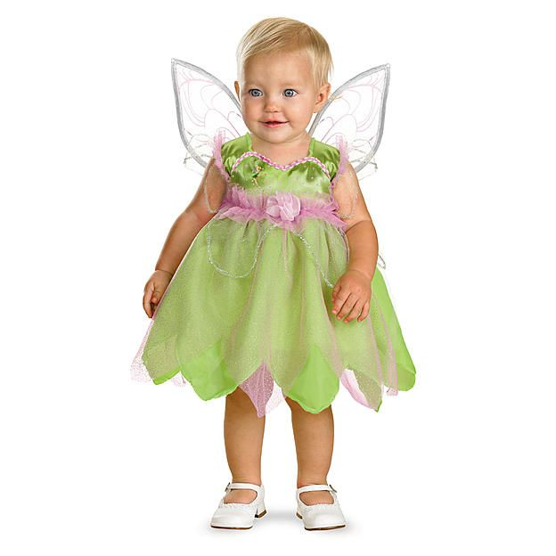 Disney Tinkerbell Toddler Girls Halloween Costume Size 12-18 months  sc 1 st  Pinterest & Disney Tinkerbell Toddler Girls Halloween Costume Size: 12-18 months ...