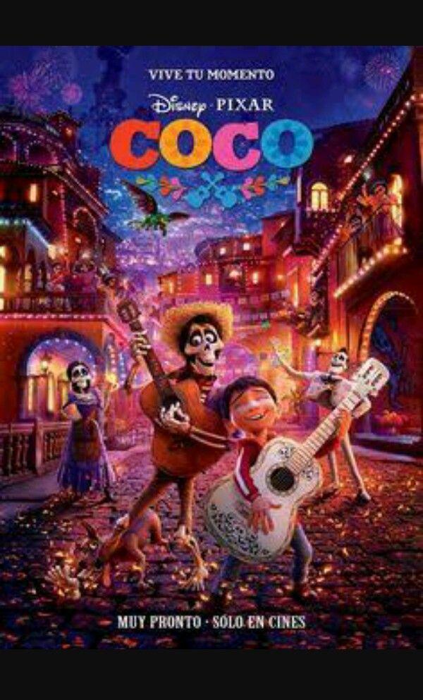 Imagen de Maya Ximena Quezada en Coco Películas de pixar