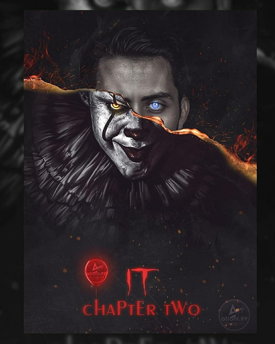 It Chapter 2 By Atlant 99 Horror Show Stephen King Movies Scary Documentaries