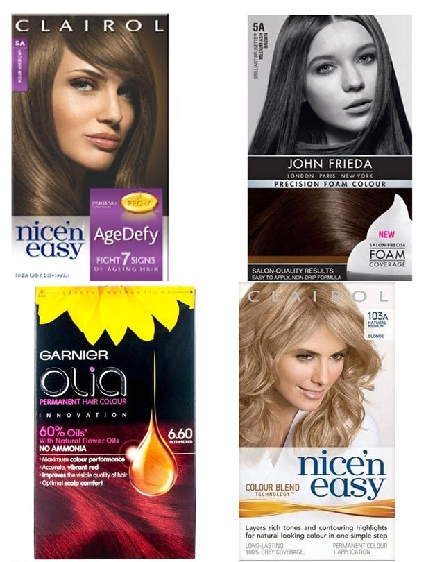 The home hair dyes you need to know about | Health & Beauty ...