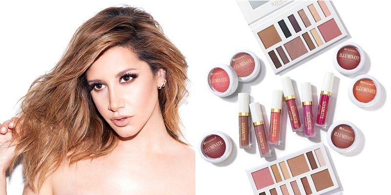 Makeup Talk Illuminate By Ashley Tisdale Illuminate By Ashley Tisdale Bh Cosmetics Ashley Tisdale