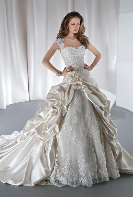 Jasmine Couture Wedding Dresses Brides