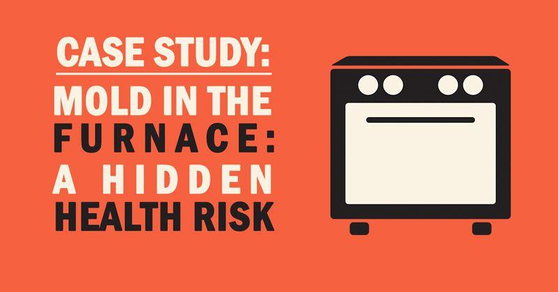 Mold in the furnace a hidden health risk health risks