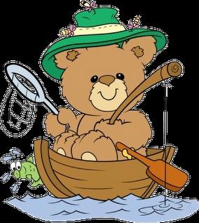 Bears Cartoon Clip Art Cute Bears Polar Bear Cartoon Bear Cartoon