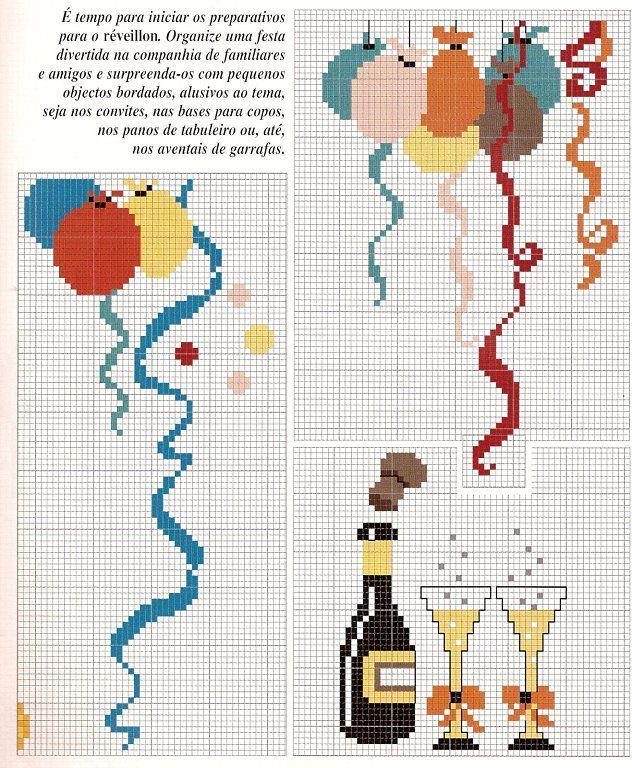 Solo Patrones Punto Cruz | bordado | Pinterest | Stitch, Cross ...