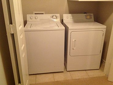 This Maytag stackable washer/dryer comes in black, and I want the ...
