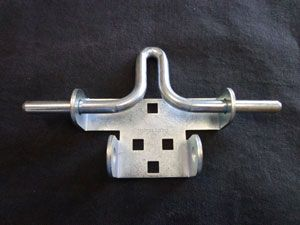 Garage Door Slide Lock Bolt Style Garage Door Parts