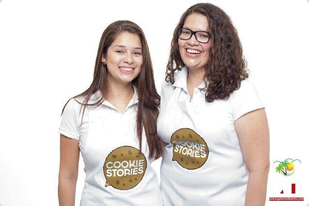 Irmãs curitibanas lançam marca exclusiva de cookies