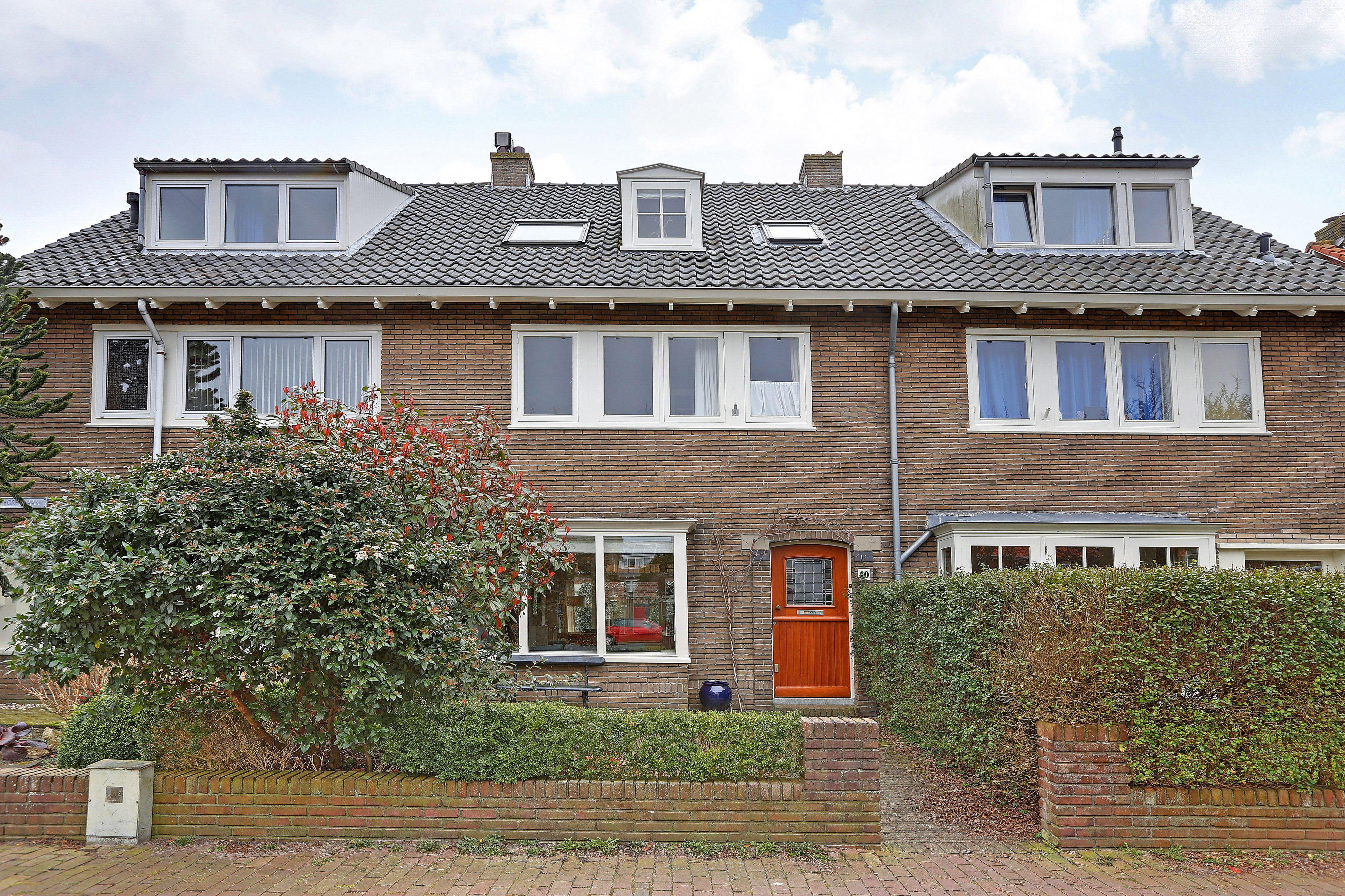 Tussenwoning Hospeslaan 40, Haarlem
