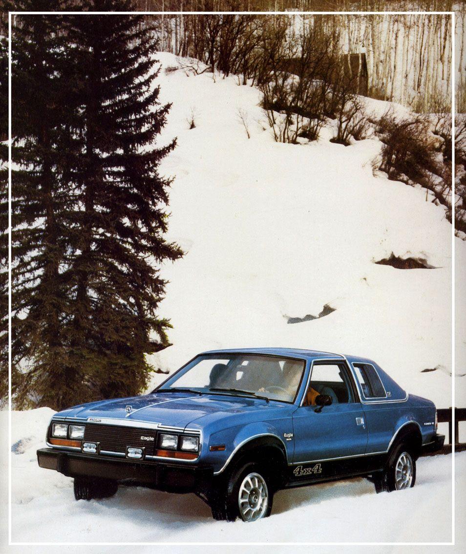 1980 AMC Eagle 2-Door Sedan With Sports Package