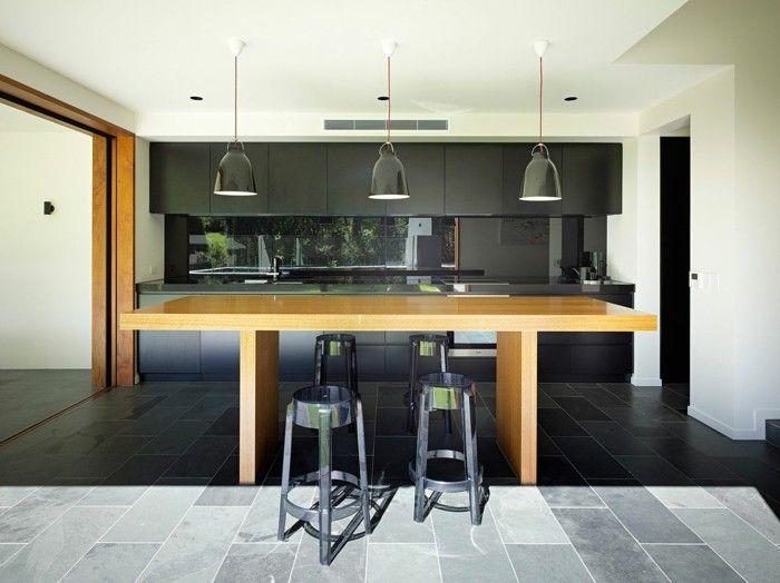 70 coole Bilder von Küche mit Tresen | Tresen, kleine offene Küchen ...