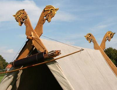 Vikingtent