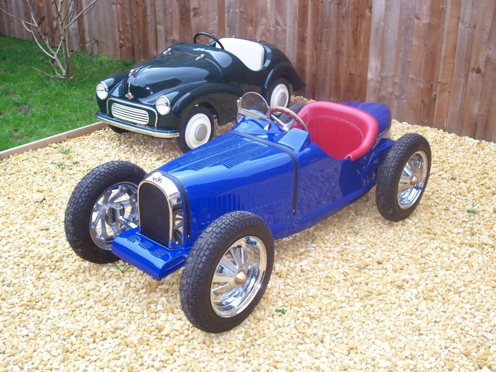 The Classic Pedal Car Company Are Specialists In Austin