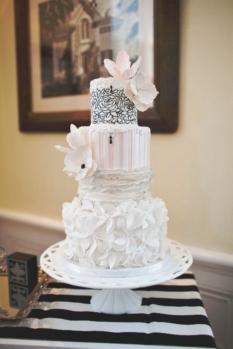 Featured Wedding Cake