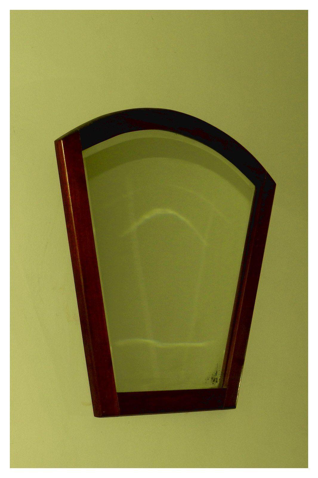 espejo biselado enmarcado en madera | TABLEROS,ESPEJOS,MUEBLES ...